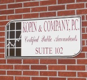 Kopin & Company, CPA, PC Suite 102
